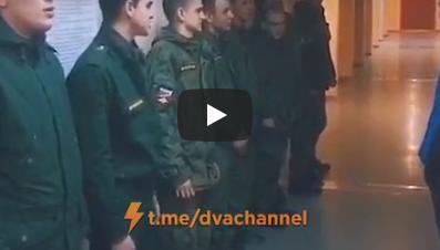 Российских солдат в Калининграде заставляют говорить, что они служат Ичкерии