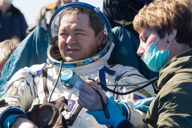 Вернувшегося на Землю космонавта из Невинномысска поместили на карантин