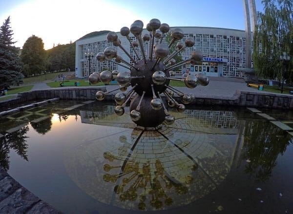 «Памятник коронавирусу» установлен в курортном Железноводске
