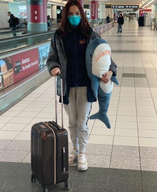 Медведева отправилась из Канады в Японию