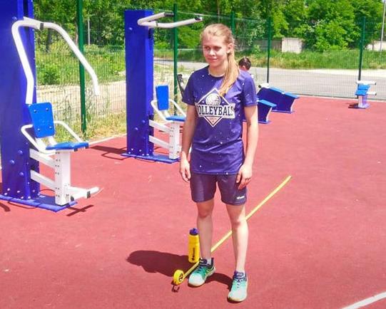 Школьница из Северной Осетии установила три спортивных рекорда России