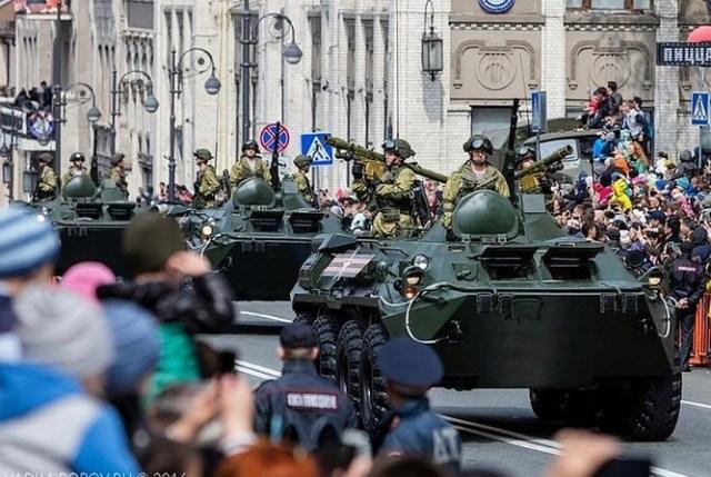 Из-за коронавируса в ряде регионов России парада Победы не будет