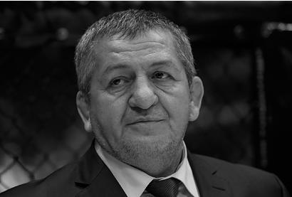 Умер отец и тренер российского бойца MMA Хабиба Нурмагомедова Абдулманап Нурмагомедов