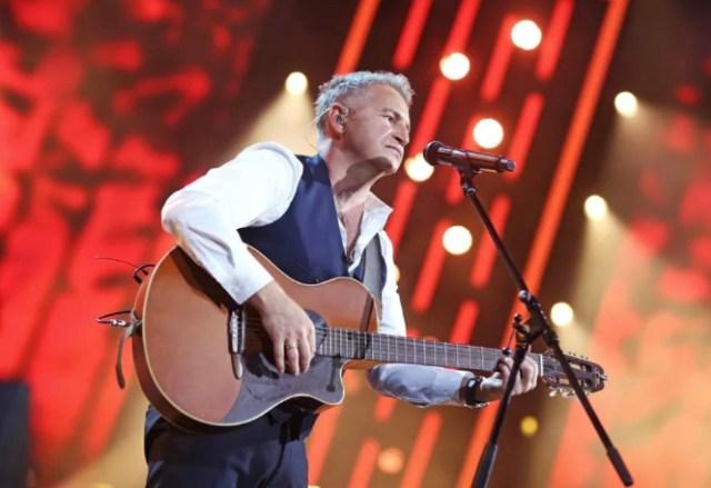 Леонид Агутин даст концерт на автопарковке