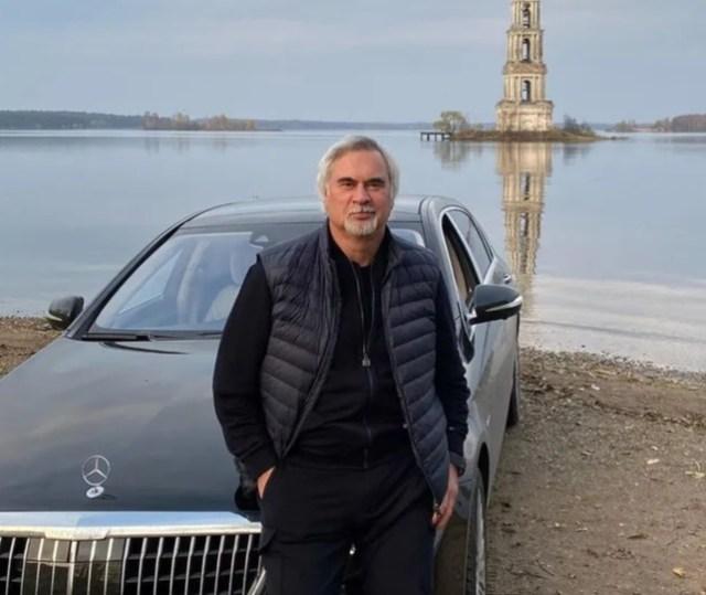 Валерий Меладзе простил девушку, поцарапавшую его машину