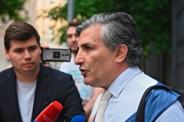Адвокат Михаила Ефремова собирается просить помощь у Владимира Путина