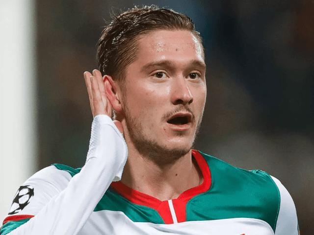Игрок «Локомотива» Алексей Миранчук может продолжить карьеру в Италии