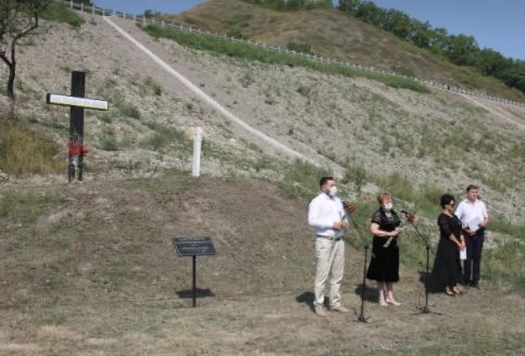 В Кисловодске вспоминают жертв террористического акта – взрыва электропоезда в 2003 году