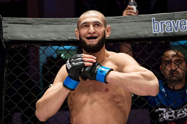 Рекорд чемпионата UFC установил Хамзат Чимаев