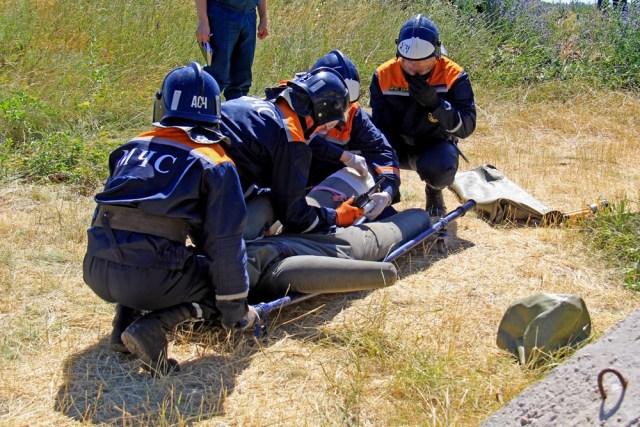 Спортсмен из Санкт – Петербурга разбился на парадроме в Кабардино – Балкарии