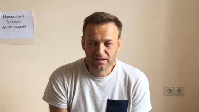 Алексей Навальный вышел из комы и начал разговаривать