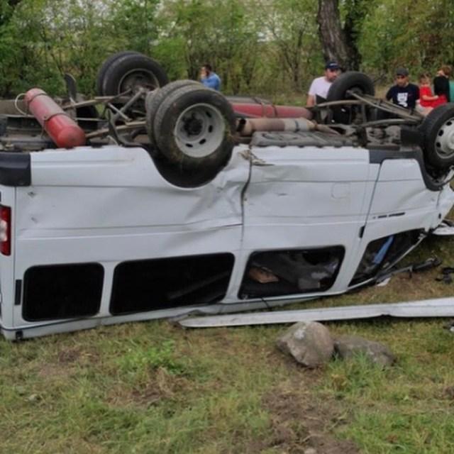 13 человек пострадали в ДТП с «маршруткой» в Кабардино – Балкарии