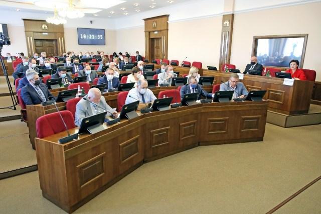 Межпарламентское сотрудничество с законодателями из Севастополя наладят депутаты краевой Думы