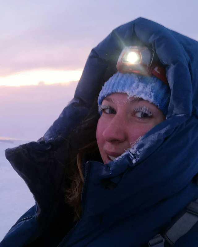 Альпинистка из Санкт – Петербурга могла погибнуть на Эльбрусе