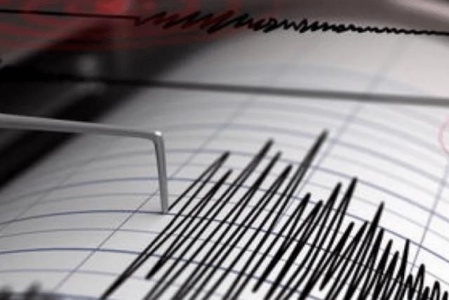 У берегов Каспийского моря в Дагестане произошло землетрясение