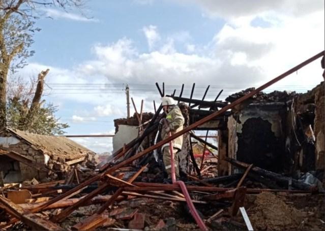 Частный дом взорвался на Ставрополье