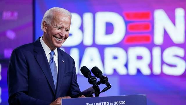 Байден заявил, что избран президентом США
