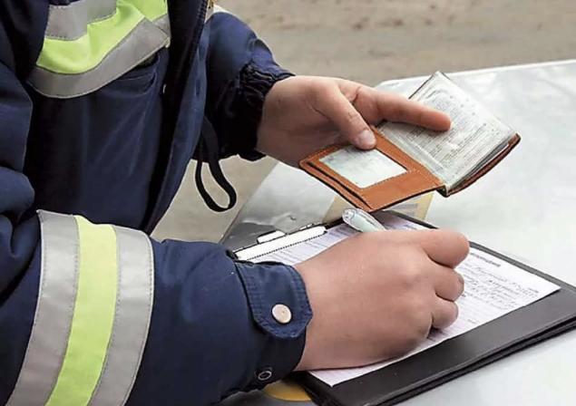 В России - новые штрафы для автомобилистов