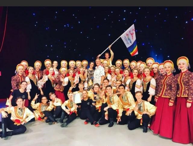 Детский ставропольский ансамбль стал победителем на всероссийском конкурсе