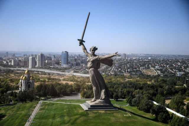 Эксперты проверят устойчивость мемориала «Родина – мать зовет!» в Волгограде