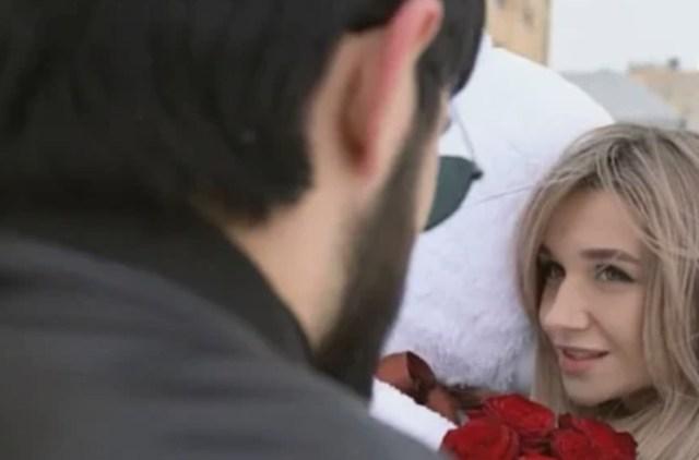 Ислам Итляшев презентовал новый клип