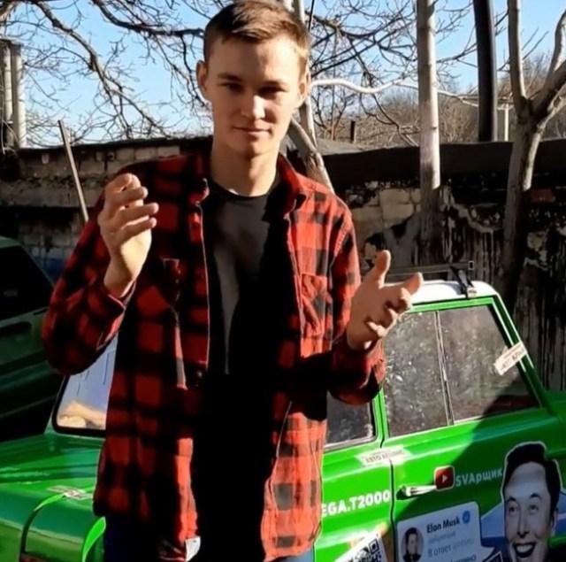 Ставропольчанин примет участие в проекте за звание самой дурацкой машины