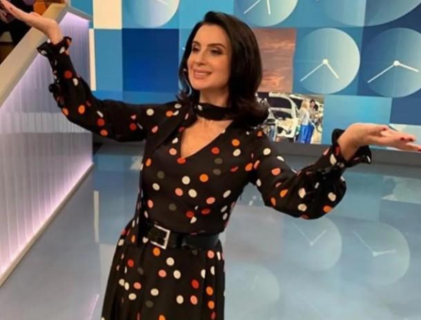 Екатерина Стриженова повредила руку на съемках одной из программ