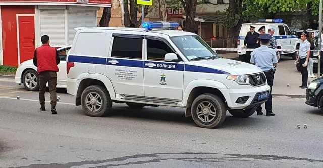 Перестрелка произошла возле ТЦ в Пятигорске