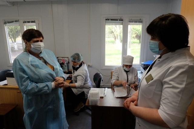 Депутаты Думы Ставрополья посетили медучреждения края в рамках контроля модернизации первичного звена здравоохранения