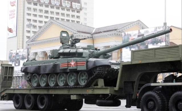 В Ставрополе состоялся Парад Победы