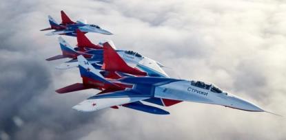 «Стрижи» возвращаются на КМВ – в Железноводске состоится авиашоу «Железные крылья Кавказа»