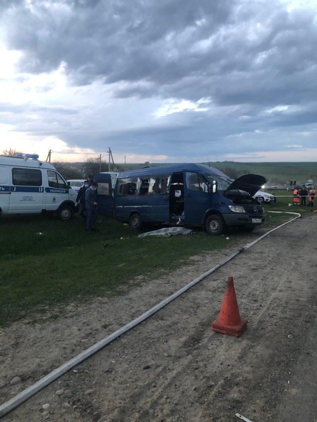 Шесть пострадавших в аварии на Ставрополье находятся в тяжелом состоянии