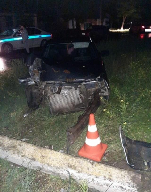 Двое подростков пострадали в аварии на Ставрополье