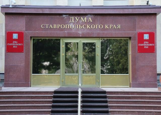 Ставропольские депутаты поддержали совершенствование мер поддержки семей с детьми