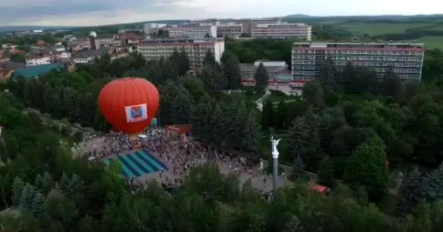 В Ессентуках открыли высокий курортный сезон