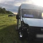 Ребенок пострадал в ДТП с маршруткой вблизи Георгиевска