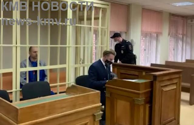 Пресненский суд Москвы заключил дезинсектора Антона Котова под стражу на два месяца