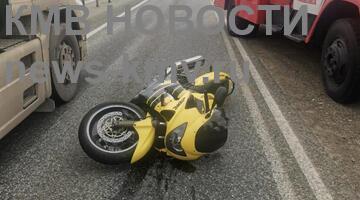 Житель Нижневартовска на мотоцикле погиб аварии в Шпаковском округе