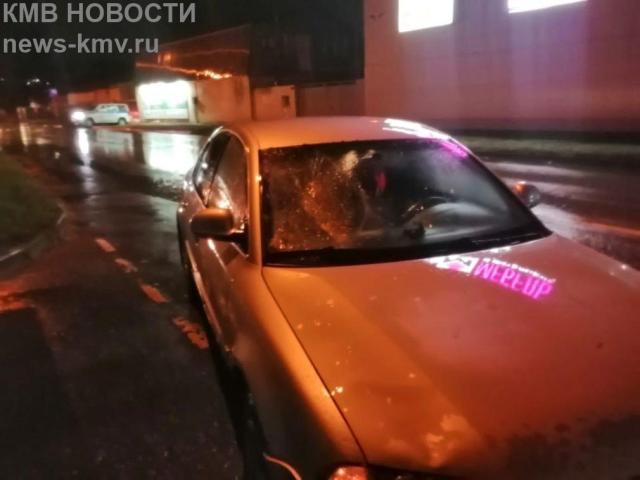 Пешехода сбила машина в Ставрополе