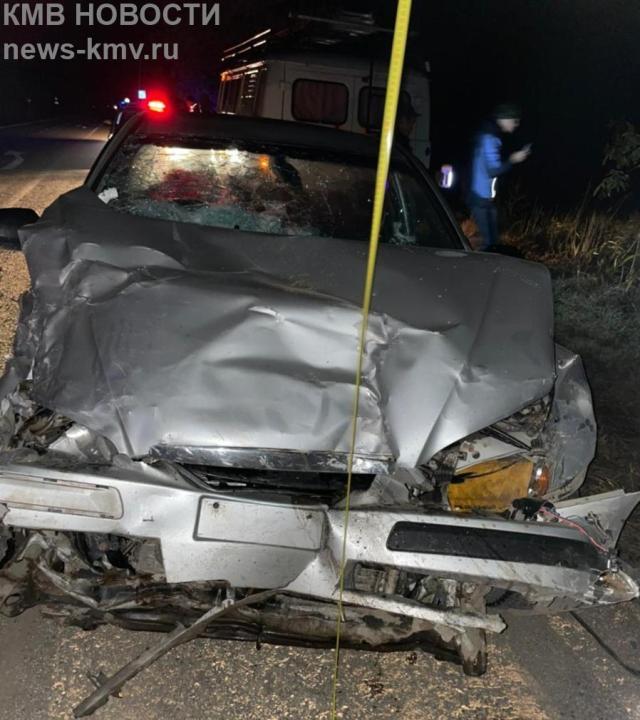 Авария с 5 пострадавшими произошла на Ставрополье