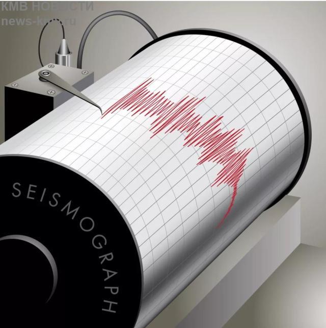 Сегодня утром на Северном Кавказе произошло землятресение