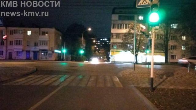 10-летнего школьника сбила машина в Ставрополе
