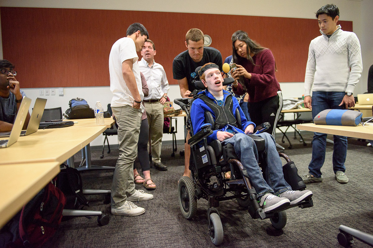 New Course Tackles Designing For People With Disabilities
