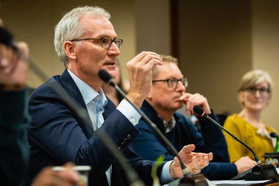 Presidente Marc Tessier-Lavigne