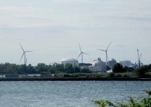 Wind power in Rhode Island © 2015 Karen Rubin/news-photos-features.com