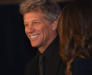 Jon Bon Jovi was honored at the Clinton Global Citizen Awards 2016
