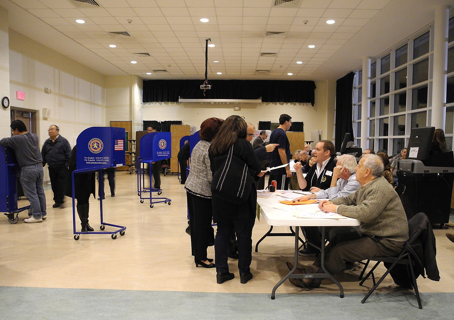 Election Reform | News & Photo Features
