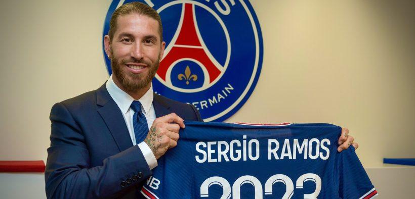 Ramos/Reprodução/PSG