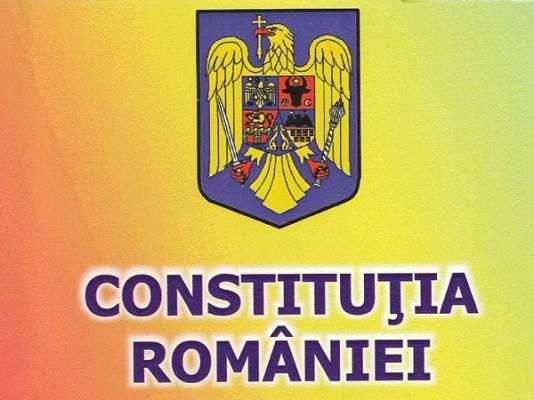 Probleme nerevizuibile în Constituția României