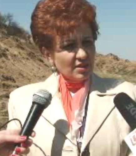 Emilia Arcan, prima declarația de la numirea în funcția de președinte CJ Neamț